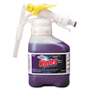 cleaning chemicals, brushes, hand wipers, sponges, squeegees: Windex® Super-Concentrated Ammonia-D® Glass Cleaner RTD®