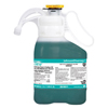 cleaning chemicals, brushes, hand wipers, sponges, squeegees: Crew® Restroom Floor & Surface Non-Acid Disinfectant Cleaner