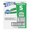 SC Johnson Professional Ziploc® Resealable Sandwich Bags SJN 682255