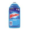cleaning chemicals, brushes, hand wipers, sponges, squeegees: Windex® Powerized Glass Cleaner with Ammonia-D