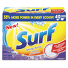 Cleaning Chemicals: Surf® Ultra Powder Detergent Packs