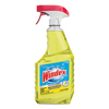 glass cleaner: Windex® Multi-Surface Disinfectant Cleaner