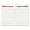 Day Runner AT-A-GLANCE® Day Runner® Daily Planning Pages DRN 061125Y