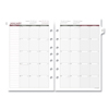 calendars: AT-A-GLANCE® Day Runner® Monthly Planning Pages Refill