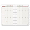 Day Runner AT-A-GLANCE® Day Runner® Monthly Planning Pages Refill DRN 068685Y