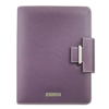 Day Runner Terramo Refillable Planner, 5 1/2 x 8 1/2, Eggplant DRN 4010214
