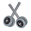 Drive Medical Heavy Duty Bariatric Walker Wheels, 5 10118SV