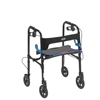 Drive Medical Clever Lite Walker Rollator 10243