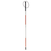 canes & crutches: Drive Medical - Folding Blind Cane with Wrist Strap