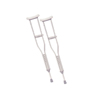 Drive Medical Walking Crutches with Underarm Pad and Handgrip DRV 10401-1