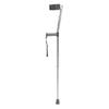 Drive Medical Aluminum Forearm Crutches DRV 10404G