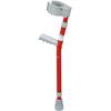 Drive Medical Pediatric Aluminum Forearm Crutches 10407R