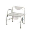bedpans & commodes: Drive Medical - Bariatric Drop Arm Bedside Commode Chair