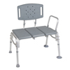 Rehabilitation: Drive Medical - Heavy Duty Bariatric Plastic Seat Transfer Bench