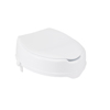 Rehabilitation: Drive Medical - Raised Toilet Seat with Lock and Lid, Standard Seat, 4""