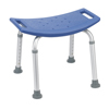 Drive Medical Bathroom Safety Shower Tub Bench Chair 12203KDRB-1