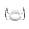 bathroom aids: Drive Medical - Premium Seat Riser with Removable Arms