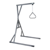 Rehabilitation: Drive Medical - Bariatric Heavy Duty Trapeze Bar, Silver Vein