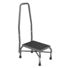 Ring Panel Link Filters Economy: Drive Medical - Heavy Duty Bariatric Footstool with Non Skid Rubber Platform and Handrail