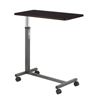 Drive Medical - Non Tilt Top Overbed Table, Silver Vein