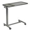 Drive Medical Multi-Purpose Tilt-Top Split Overbed Table DRV 13068BV