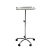 Drive Medical Mayo Instrument Stand with Mobile 5 Caster Base 13071