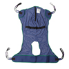 patient lift: Drive Medical - Full Body Patient Lift Sling, Mesh with Commode Cutout, Extra Large