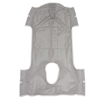patient lift: Drive Medical - Patient Lift Commode Sling with Head Support