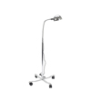 Drive Medical Goose Neck Exam Lamp, Dome Style Shade with Mobile Base 13408MB