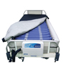Mattresses: Drive Medical - Med Aire Plus Defined Perimeter Low Air Loss Mattress Replacement System, with Low Pressure Alarm, 8""