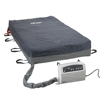 Drive Medical Med Aire Plus Bariatric Heavy Duty Low Air Loss Mattress System 14048