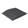 Drive Medical General Use Extreme Comfort Wheelchair Back Cushion with Lumbar Support 14906