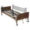 Drive Medical Multi Height Manual Hospital Bed 15003BV-FR