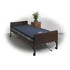 "Mattresses: Drive Medical - ShearCare 1500 Foam Bariatric Dual Layer Pressure Redistribution Mattress, 80"" x 42"""