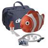 nebulizer and oxygen concentrator: Drive Medical - Pediatric Fish Compressor Nebulizer