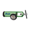 Drive Medical CGA 870 Oxygen Regulator 0-8 LPM Barb Outlet DRV 18301G