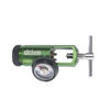 Drive Medical CGA 870 Mini Oxygen Regulator 0-15 LPM Barb Outlet DRV 18302GMN