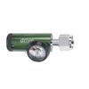Drive Medical CGA 540 Oxygen Regulator 0-8 LPM DISS Outlet DRV 18303GM