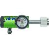 Drive Medical CGA 540 Oxygen Regulator 0-4 LPM DISS Outlet, Pediatric DRV 18307G
