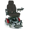 Drive Medical Image EC Mid Wheel Drive Power Wheelchair, 18 Seat DRV 2800ECBU-RCL