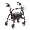 Drive Medical Junior Rollator with Padded Seat DRV 301PSRN