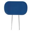 Drive Medical Blue Bellavita Padded Headrest 410200312
