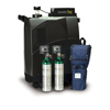 respiratory: Drive Medical - iFill Personal Oxygen Station, Carrying Case, 2 D PD1000 Cylinders