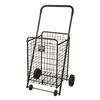 Janitorial Carts, Trucks, and Utility Carts: Drive Medical - Winnie Wagon All Purpose Shopping Utility Cart, Black