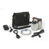 Drive Medical Vacu-Aide Compact Suction Unit with 725cc Reusable Bottle and Carrying Case DRV 7310PR-D