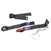 Drive Medical Adjustable Corded Alarm Seat Belt with Kwik Release Fastener, Pack of 5 DRV ASB-2109V