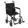 Drive Medical Lightweight Transport Wheelchair ATC17-BK