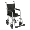Drive Medical Lightweight Transport Wheelchair ATC17-SL