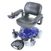Drive Medical Blue Cobalt X23 Power Wheelchair COBALTX23BL16FS
