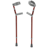 Inspired by Drive Pediatric Forearm Crutches DRV FC100-2GR